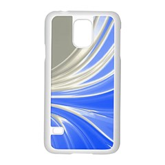 Colors Samsung Galaxy S5 Case (white) by ValentinaDesign