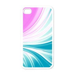 Colors Apple Iphone 4 Case (white) by ValentinaDesign