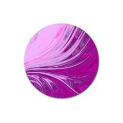 Colors Magnet 3  (round) by ValentinaDesign