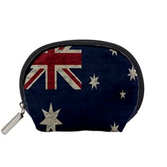 Vintage Australian Flag Accessory Pouches (small)  by ValentinaDesign
