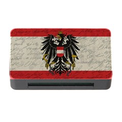 Vintage Flag   Austria Memory Card Reader With Cf by ValentinaDesign