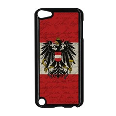 Vintage Flag   Austria Apple Ipod Touch 5 Case (black) by ValentinaDesign