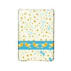 Birds And Daisies Ipad Mini 2 Hardshell Cases by linceazul