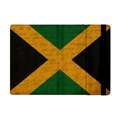 Vintage Flag   Jamaica Apple Ipad Mini Flip Case by ValentinaDesign