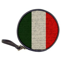 Vintage Flag   Italia Classic 20 Cd Wallets by ValentinaDesign