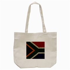 Vintage Flag   South Africa Tote Bag (cream) by ValentinaDesign