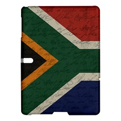 Vintage Flag   South Africa Samsung Galaxy Tab S (10 5 ) Hardshell Case  by ValentinaDesign
