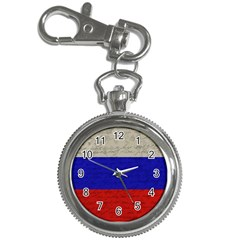 Vintage Flag   Russia Key Chain Watches by ValentinaDesign