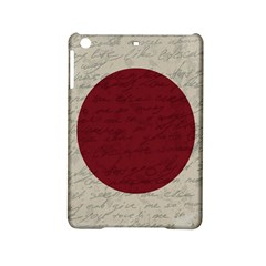Vintage Flag   Japan Ipad Mini 2 Hardshell Cases by ValentinaDesign