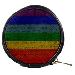 Vintage Flag   Pride Mini Makeup Bags by ValentinaDesign