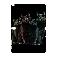 Cats Galaxy Note 1 by Valentinaart