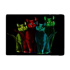 Cats Ipad Mini 2 Flip Cases by Valentinaart