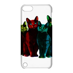 Cats Apple Ipod Touch 5 Hardshell Case With Stand by Valentinaart
