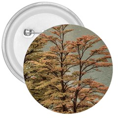 Landscape Scene Colored Trees At Glacier Lake  Patagonia Argentina 3  Buttons by dflcprints