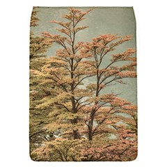 Landscape Scene Colored Trees At Glacier Lake  Patagonia Argentina Flap Covers (s)  by dflcprints