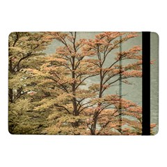 Landscape Scene Colored Trees At Glacier Lake  Patagonia Argentina Samsung Galaxy Tab Pro 10 1  Flip Case by dflcprints