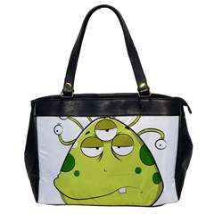 The Most Ugly Alien Ever Office Handbags by Catifornia