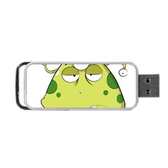 The Most Ugly Alien Ever Portable Usb Flash (one Side) by Catifornia