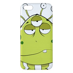 The Most Ugly Alien Ever Apple Iphone 5 Premium Hardshell Case by Catifornia