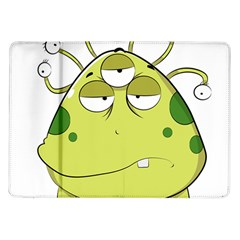 The Most Ugly Alien Ever Samsung Galaxy Tab 10 1  P7500 Flip Case by Catifornia