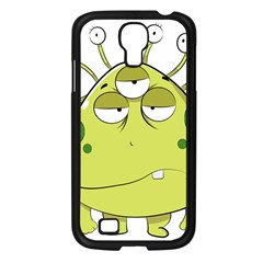 The Most Ugly Alien Ever Samsung Galaxy S4 I9500/ I9505 Case (black) by Catifornia