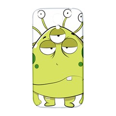 The Most Ugly Alien Ever Samsung Galaxy S4 I9500/i9505  Hardshell Back Case by Catifornia