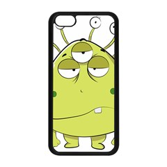 The Most Ugly Alien Ever Apple Iphone 5c Seamless Case (black) by Catifornia