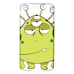 The Most Ugly Alien Ever Samsung Galaxy S5 Back Case (white) by Catifornia