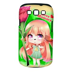 Happy Mother s Day Furry Girl Samsung Galaxy S Iii Classic Hardshell Case (pc+silicone) by Catifornia
