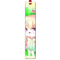 Happy Mother s Day Furry Girl Large Book Marks by Catifornia