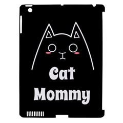 Love My Cat Mommy Apple Ipad 3/4 Hardshell Case (compatible With Smart Cover) by Catifornia
