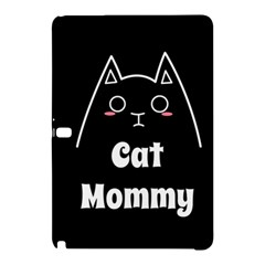 Love My Cat Mommy Samsung Galaxy Tab Pro 10 1 Hardshell Case by Catifornia