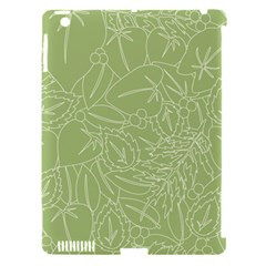 Blender Greenery Leaf Green Apple Ipad 3/4 Hardshell Case (compatible With Smart Cover) by Mariart