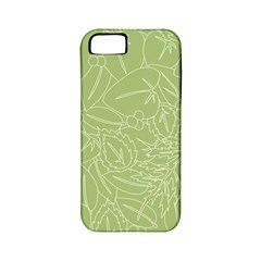 Blender Greenery Leaf Green Apple Iphone 5 Classic Hardshell Case (pc+silicone) by Mariart