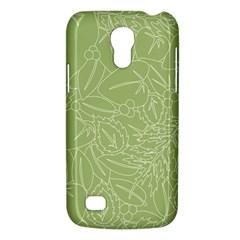 Blender Greenery Leaf Green Galaxy S4 Mini by Mariart