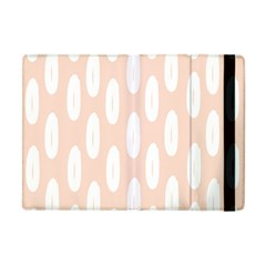Donut Rainbows Beans White Pink Food Apple Ipad Mini Flip Case by Mariart