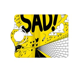 Have Meant  Tech Science Future Sad Yellow Street Kindle Fire Hd (2013) Flip 360 Case by Mariart