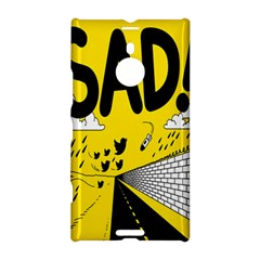 Have Meant  Tech Science Future Sad Yellow Street Nokia Lumia 1520 by Mariart