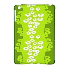 Sunflower Green Apple Ipad Mini Hardshell Case (compatible With Smart Cover) by Mariart