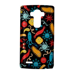 Worm Insect Bacteria Monster Lg G4 Hardshell Case by Mariart