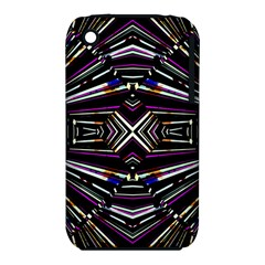 Dark Ethnic Sharp Bold Pattern Iphone 3s/3gs by dflcprints