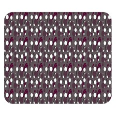 Circles Dots Background Texture Double Sided Flano Blanket (small)
