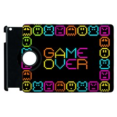 Game Face Mask Sign Apple Ipad 3/4 Flip 360 Case by Mariart