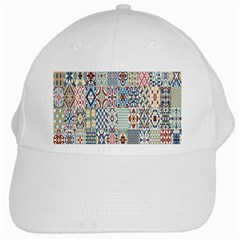 Deco Heritage Mix White Cap by Mariart