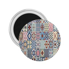 Deco Heritage Mix 2 25  Magnets by Mariart