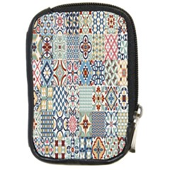 Deco Heritage Mix Compact Camera Cases by Mariart