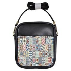 Deco Heritage Mix Girls Sling Bags by Mariart