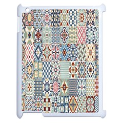 Deco Heritage Mix Apple Ipad 2 Case (white) by Mariart