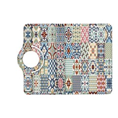 Deco Heritage Mix Kindle Fire Hd (2013) Flip 360 Case by Mariart