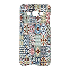 Deco Heritage Mix Samsung Galaxy A5 Hardshell Case  by Mariart